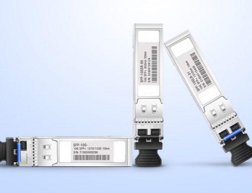 Una comparativa entre los transceivers SFP-10G-SR, SFP-10G-LRM y SFP-10G-LR