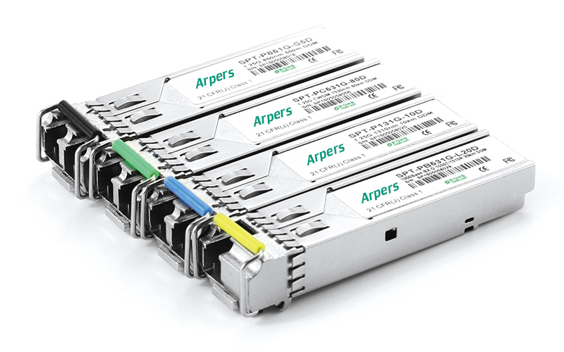 transceivers compatibles arpers