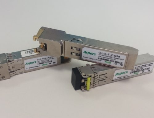 Transceivers compatibles Cisco