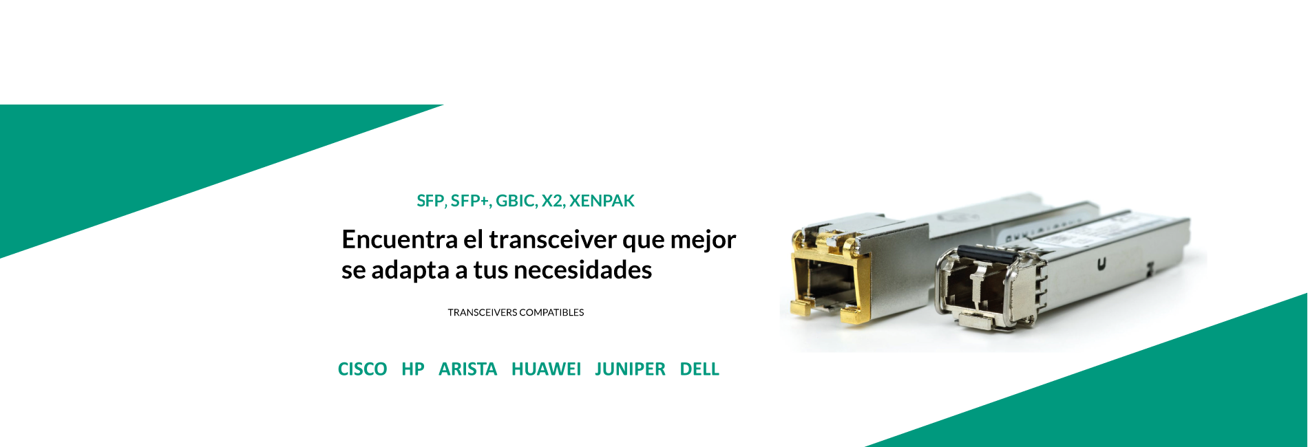 arpers transceivers compatibles