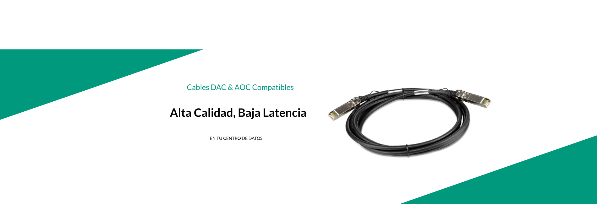 transceivers compatibles arpers cables dac & oac