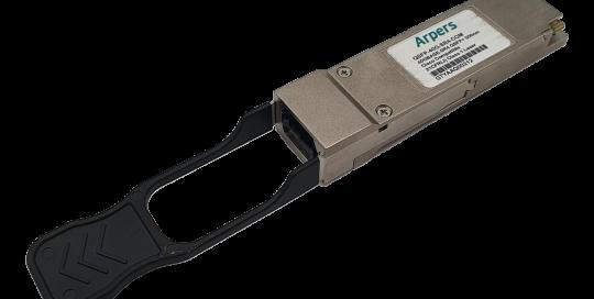 Transceiver compatible QSFP-40G-SR4-COM Arpers 40GBASE-SR4 QSFP+ Module for MMF, 150m reach for Cisco